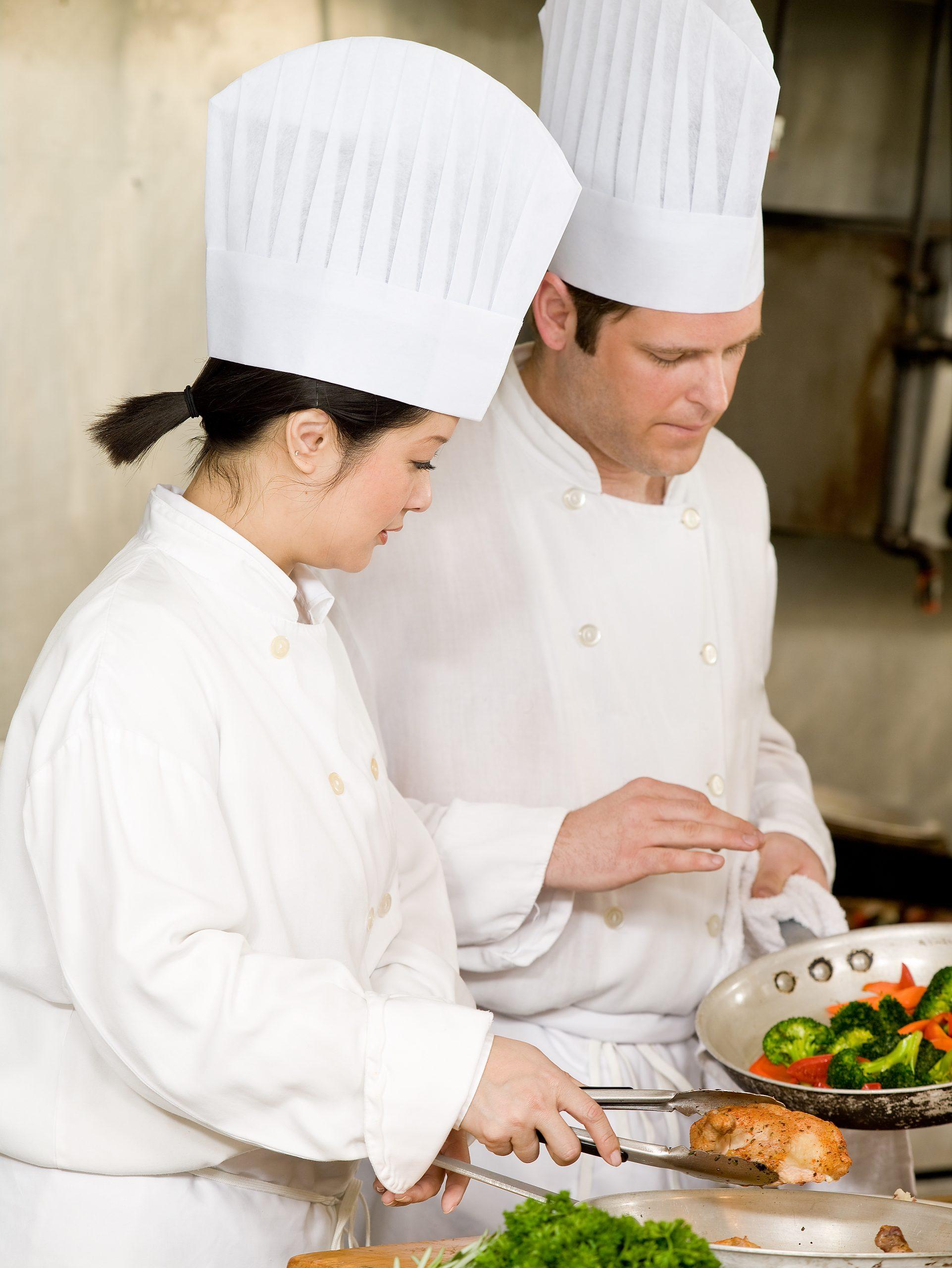 Secrets of the Caterer
